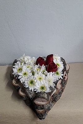 kalpteki çiçeğimiz