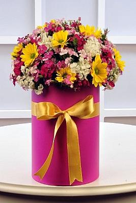 Pempe Kutuda Kır Çiçek Tasarım
