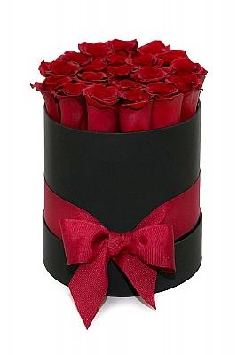 Kutuda Kırmızı Siyah Aşk